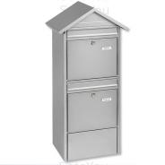 burg w chter xxl briefk sten aus metall. Black Bedroom Furniture Sets. Home Design Ideas